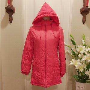 Jackets & Blazers - Pink coat